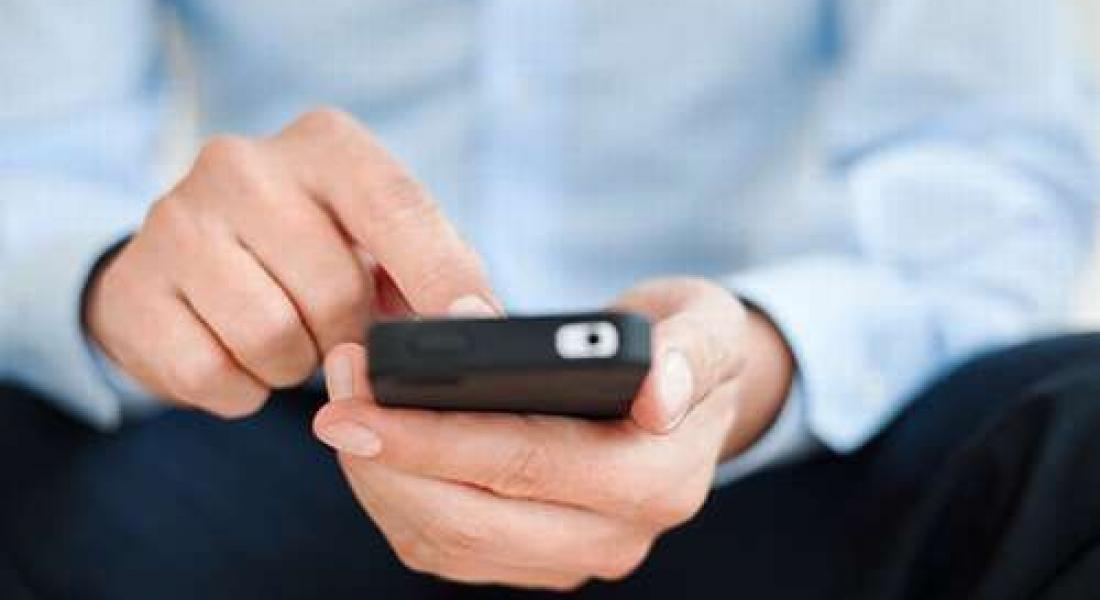スマートフォンを触らない時間を作る